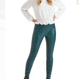 Miss selfridge Faux Leather Pants